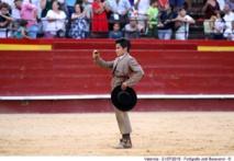 Nino coupe une belle oreille à Valencia ...