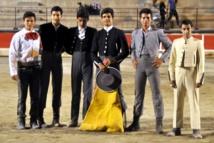 Les 6 demi-finalistes du Bolsin ont été désignés...