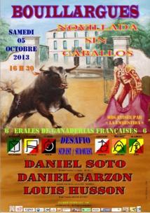 Ne ratez pas Bouillargues, le 5 octobre prochain...