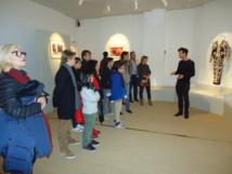 Rencontre avec la sastreria FERMIN, au musée des cultures taurines