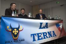 No hay billetes pour la présentation officielle de la TERNA...