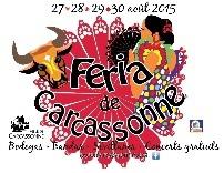 Carcassonne...la feria...