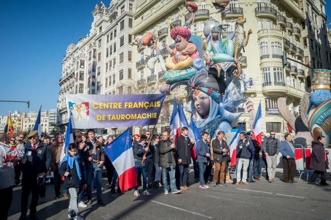 12 & 13 M : Le Centre Français y était !