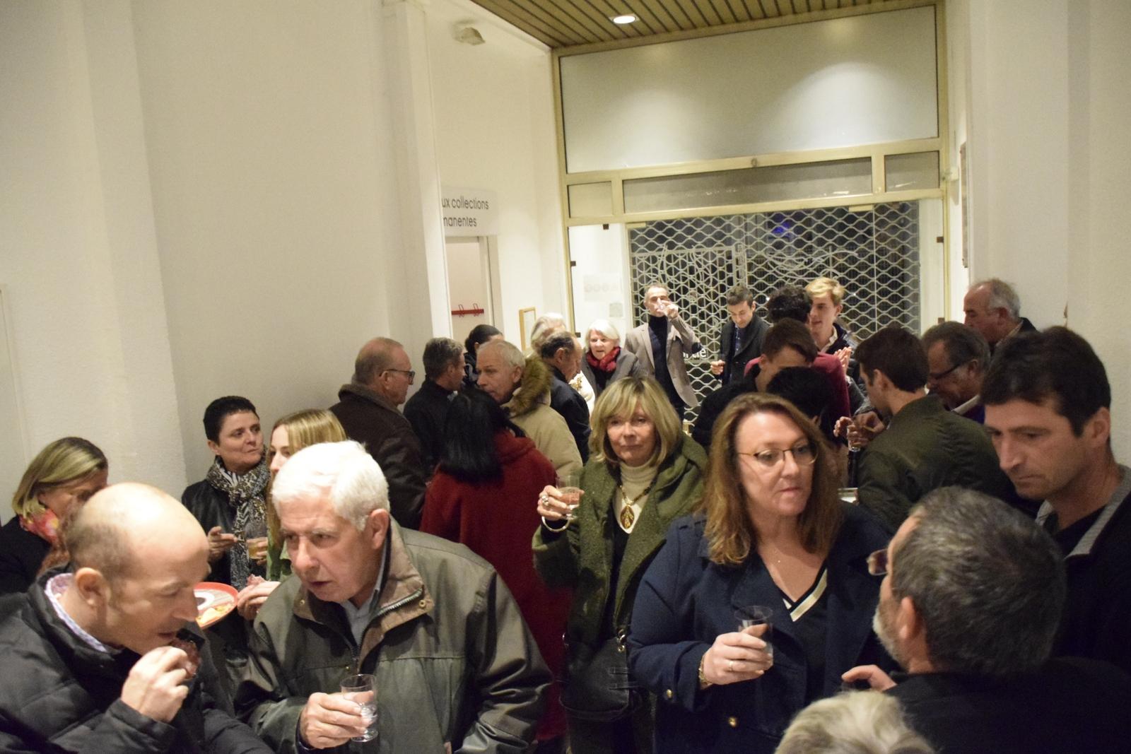 AG 2019 du 10 janvier 2020, au Musée des Cultures Taurines...