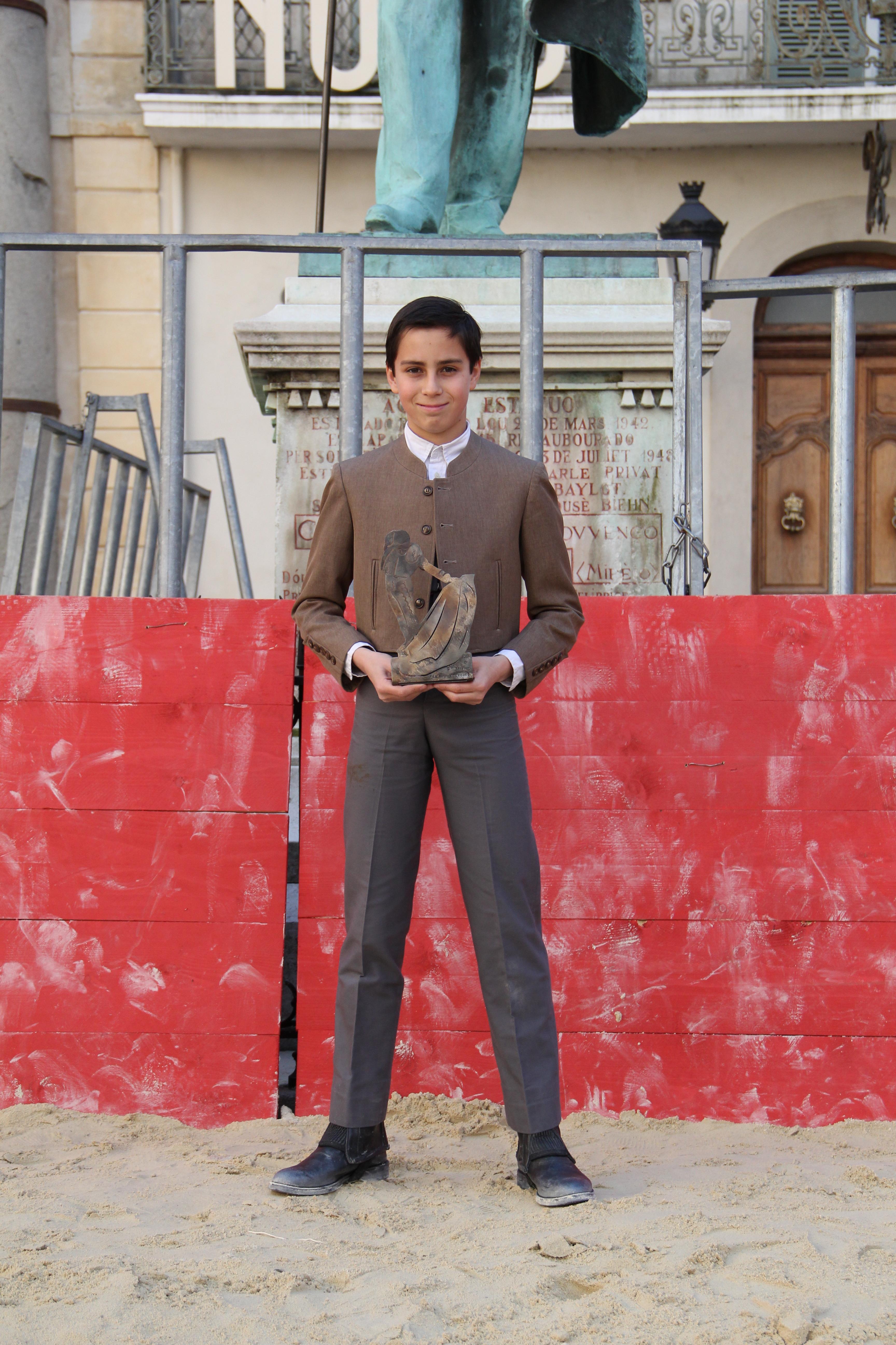 Trophée de la Place du Forum...