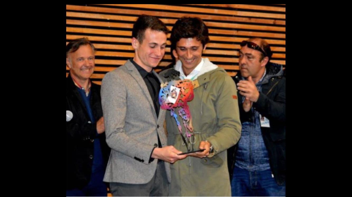 Antoine Madier, grand vainqueur du Bolsin de Bougue !!!!!!
