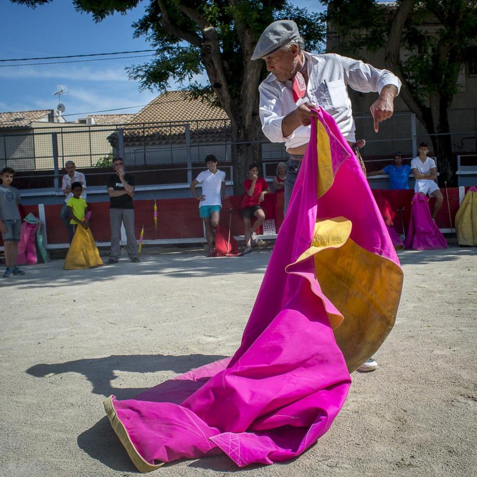 El Pana, à garons, juin 2015...