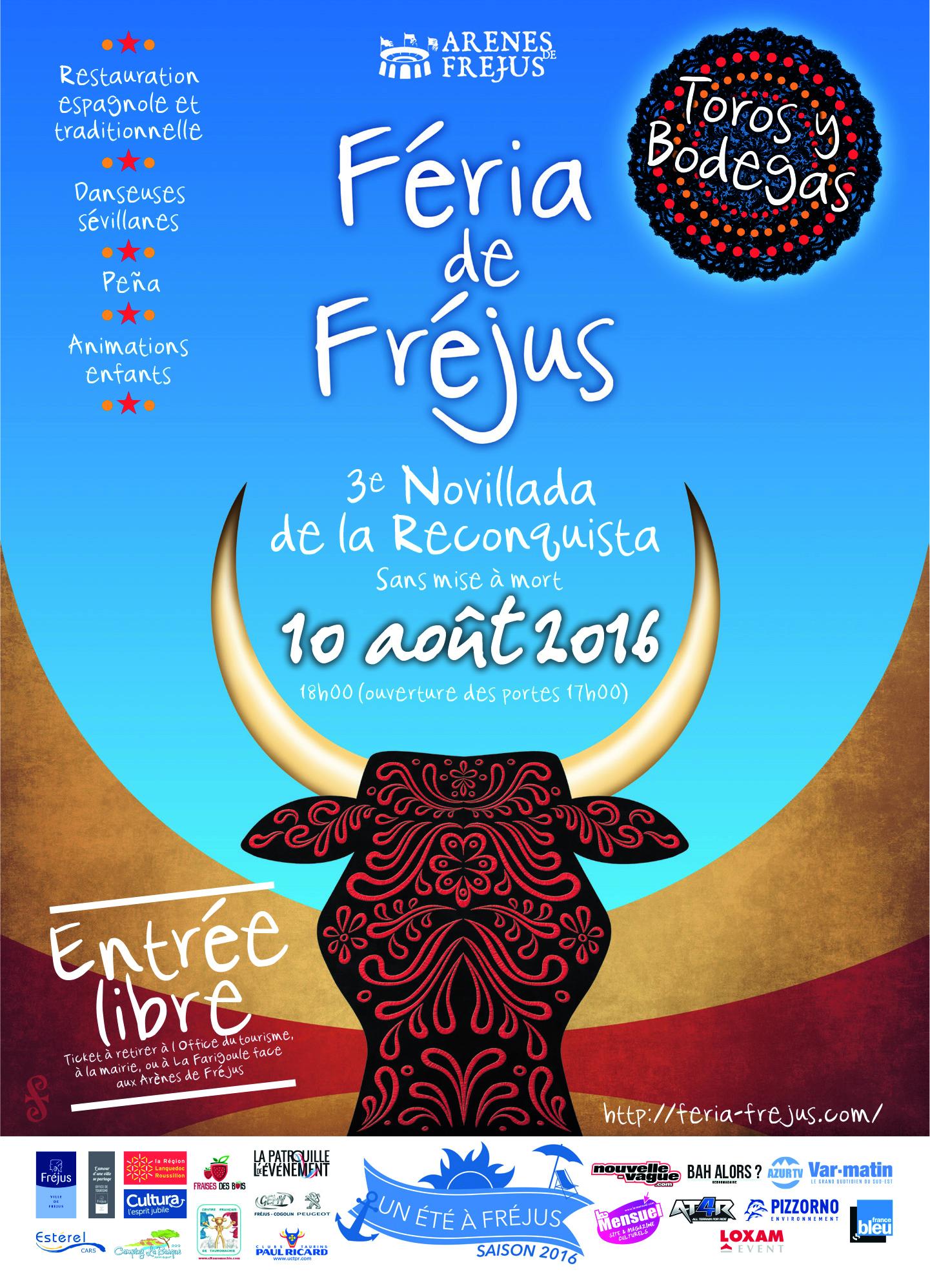 Feria de Fréjus 2016