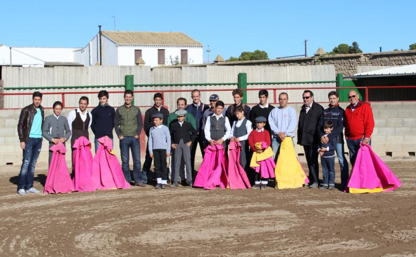 CFT Zaragoza Photo de groupe 1